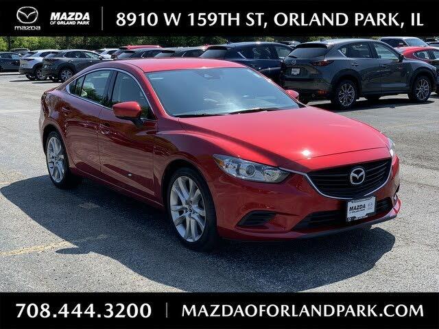2017 Mazda MAZDA6 Touring Sedan FWD