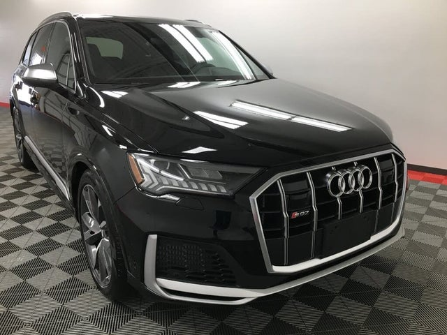 Used 2020 Audi Sq7 For Sale With Photos Cargurus