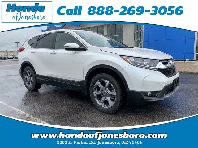 2017 Honda CR-V EX-L AWD with Navigation