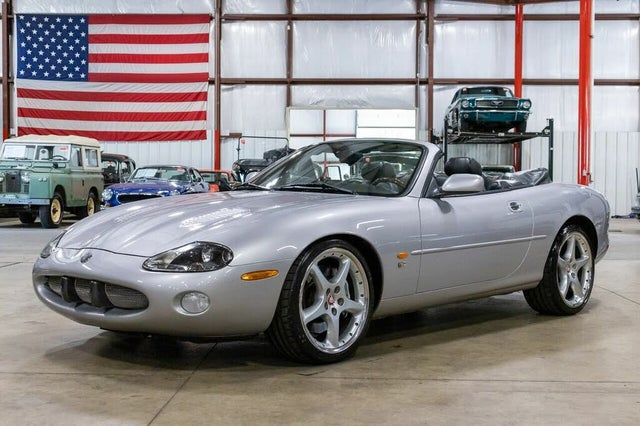 2003 Jaguar XK-Series XKR Convertible RWD
