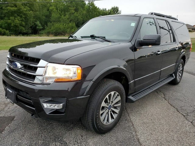 2015 Ford Expedition EL XLT 4WD