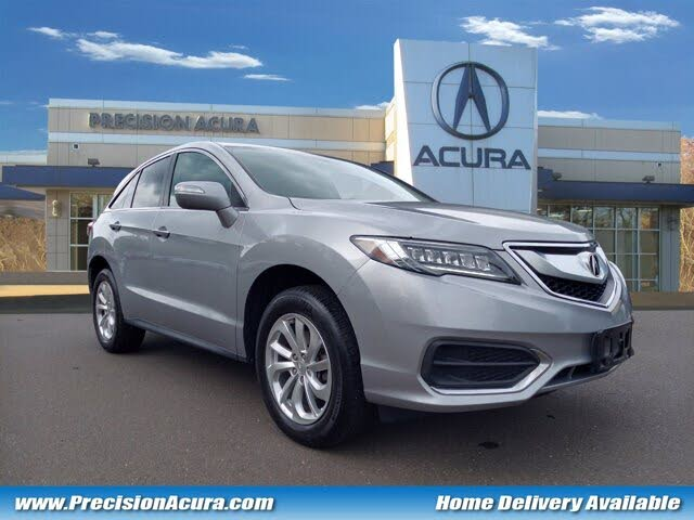 2018 Acura RDX AWD with AcuraWatch Plus Package