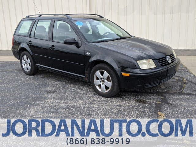 Used 2004 Volkswagen Jetta GLS 1.8T Wagon for Sale (with Photos) - CarGurus