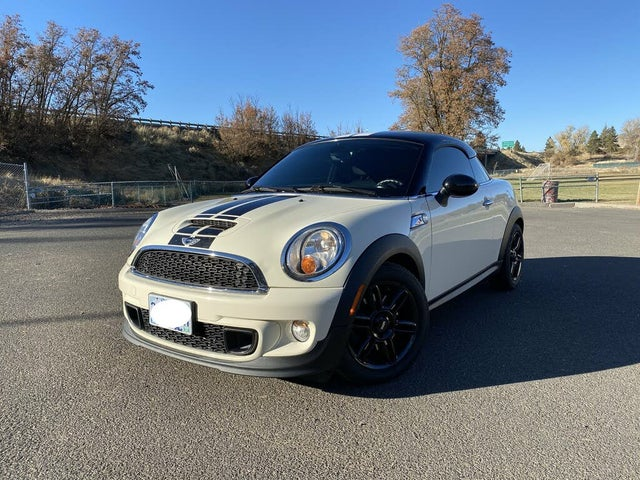 2013 MINI Cooper Coupe S FWD