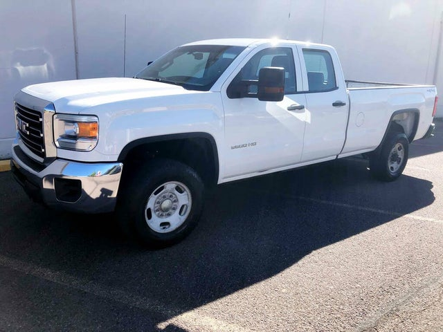2015 GMC Sierra 2500HD Base Double Cab SB 4WD