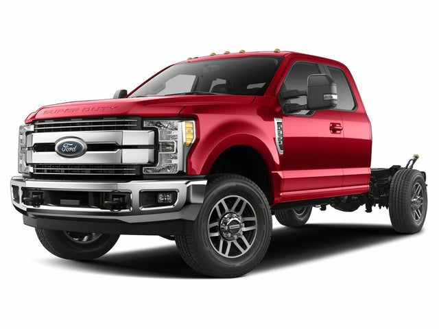 2019 Ford F-350 Super Duty Chassis XL SuperCab 4WD