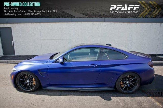 2019 BMW M4 CS Coupe RWD
