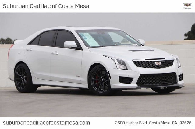 Used Cadillac ATS-V for Sale in Los Angeles, CA - CarGurus