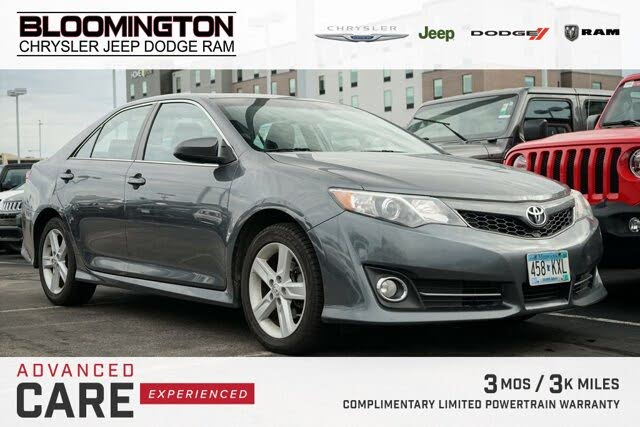 2012 Toyota Camry For Sale In Shakopee Mn Cargurus