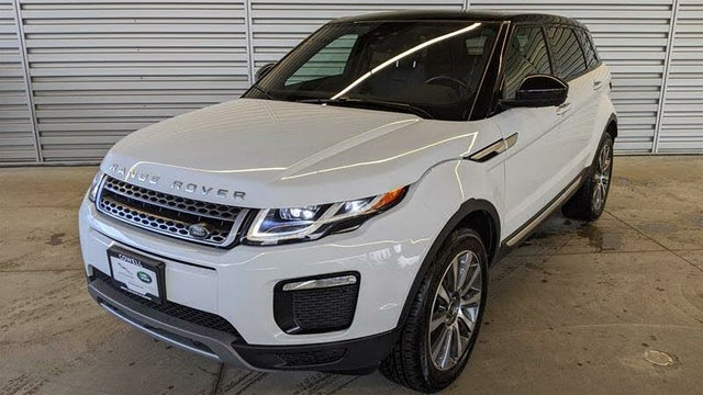 2018 Land Rover Range Rover Evoque HSE AWD