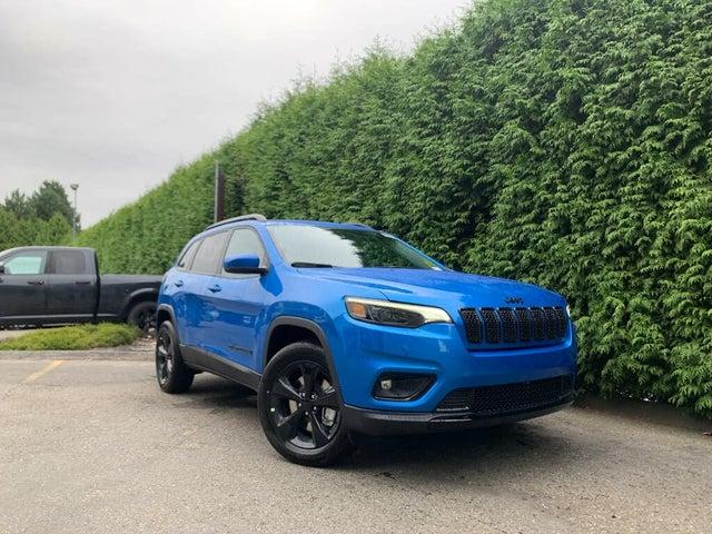 2020 Jeep Cherokee Latitude 4WD
