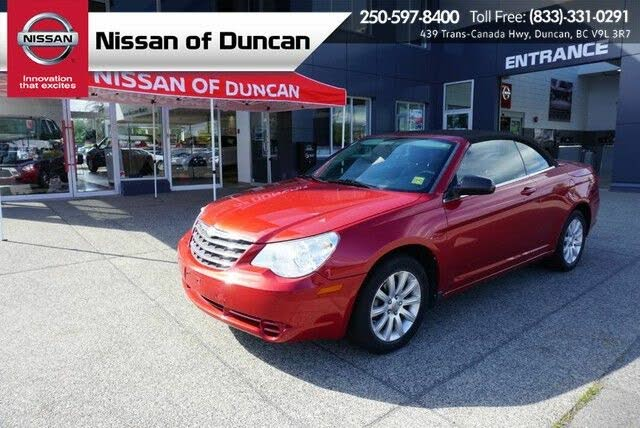 2010 Chrysler Sebring LX Convertible FWD