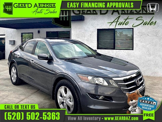 2010 Honda Accord Crosstour EX-L with Navigation