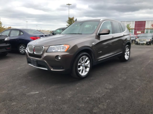 2012 BMW X3 xDrive28i AWD