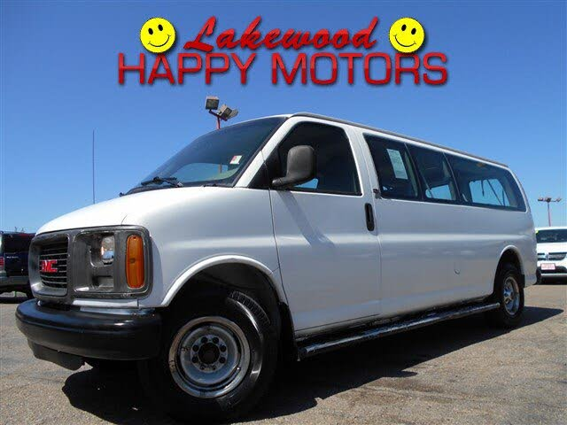 used gmc savana g3500 passenger van extended for sale right now cargurus used gmc savana g3500 passenger van