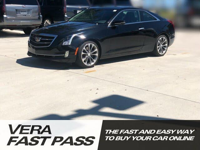 Used Cadillac Ats Coupe For Sale In Miami Fl Cargurus
