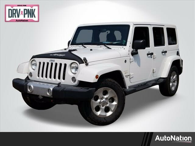 2015 Jeep Wrangler Unlimited for Sale in Peoria, AZ - CarGurus