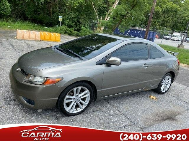 2006 Honda Civic Coupe Si with Nav