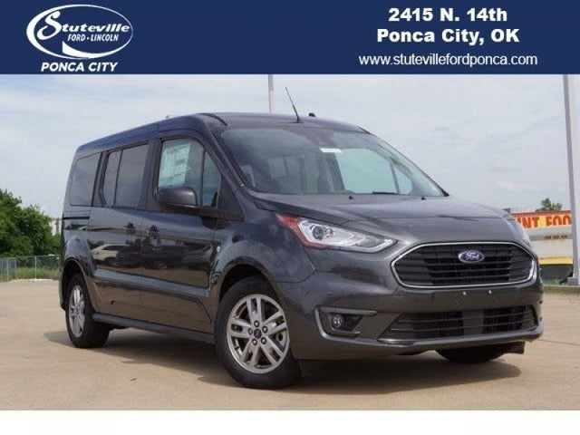 2020 Ford Transit Connect Wagon XLT LWB FWD with Rear Liftgate