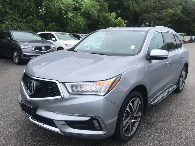 2017 Acura MDX Hybrid Sport SH-AWD with Advance Package