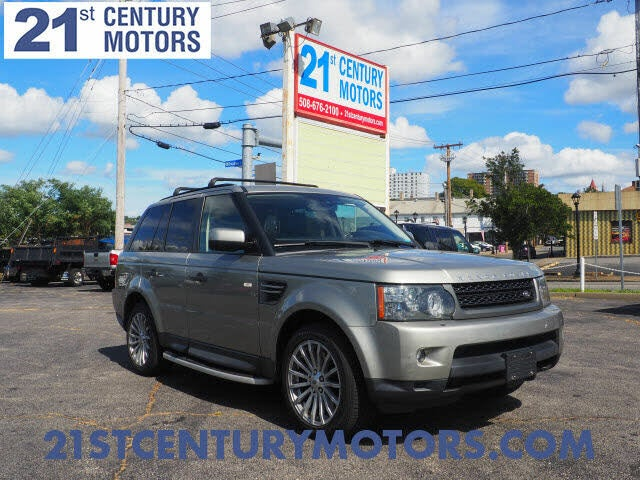 Range Rover Dealers In Ma >> 2010 Land Rover Range Rover Sport for Sale in Brockton, MA ...