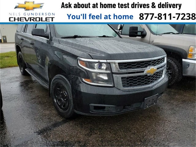 2017 Chevrolet Tahoe Police 4WD