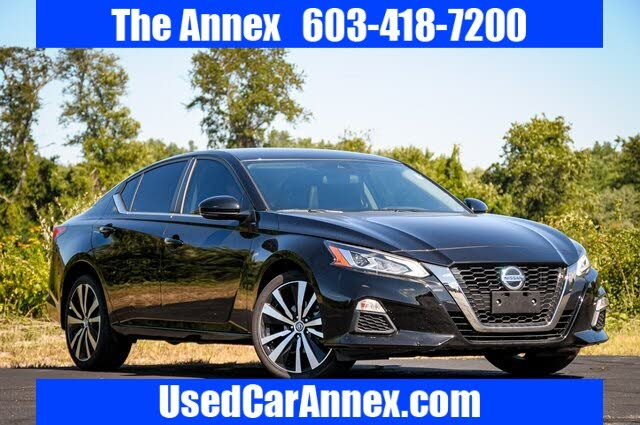 Used 2020 Nissan Altima 2 5 Sr Awd For Sale With Photos Cargurus