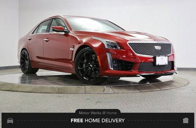 Used Cadillac Cts V For Sale In Chicago Il Cargurus