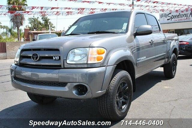 2004 Toyota Tundra 4 Dr Limited V8 Crew Cab SB