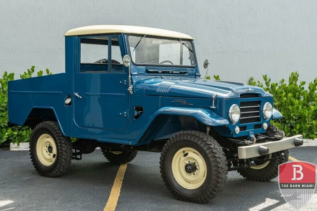 1960 Toyota Land Cruiser