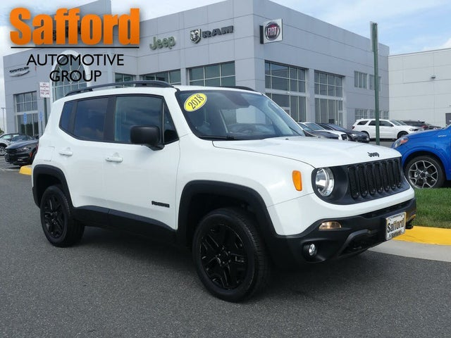 2018 Jeep Renegade Upland 4WD