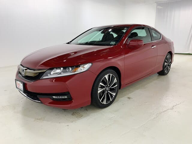 2017 Honda Accord Coupe EX-L with Navi and Honda Sensing