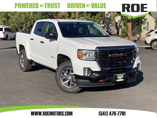 2021 gmc canyon for sale in medford, or - cargurus