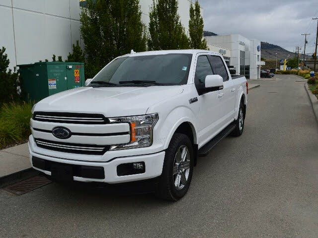 2018 Ford F-150 Lariat SuperCrew 4WD