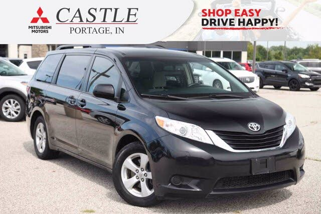 2017 Toyota Sienna For Sale In Chicago Il Cargurus