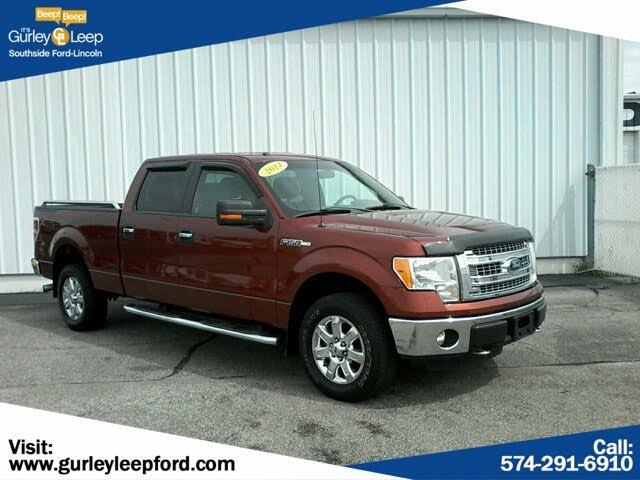 Gurley Leep Ford >> Used 2014 Ford F-150 SVT Raptor for Sale in Fort Wayne, IN ...