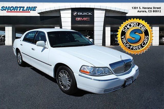 2009 Lincoln Town Car Signature Limited