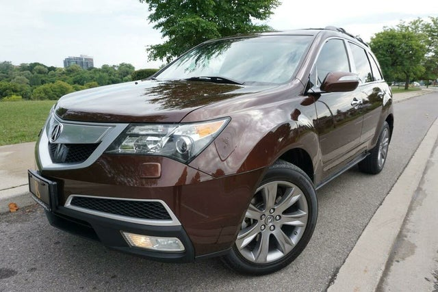 2010 Acura MDX SH-AWD with Elite Package