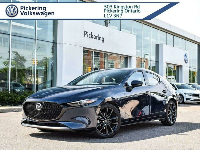 2020 Mazda MAZDA3 Preferred Hatchback AWD