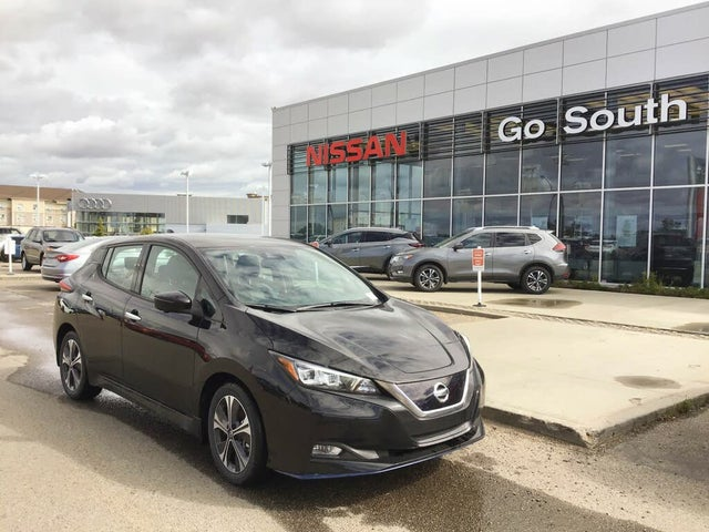 2020 Nissan LEAF SL Plus FWD