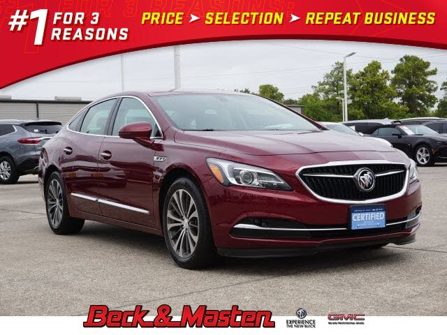 Used 2017 Buick Lacrosse Premium Awd For Sale With Photos Cargurus