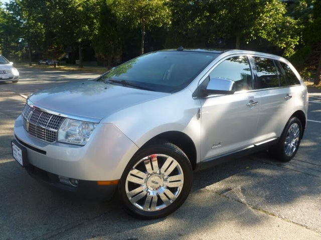2009 Lincoln MKX AWD