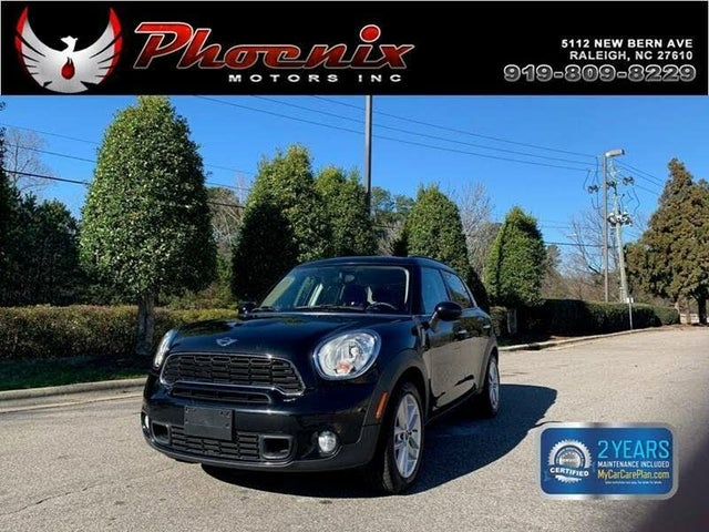 2014 MINI Countryman S FWD