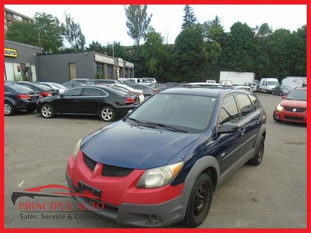 2004 Pontiac Vibe Base AWD