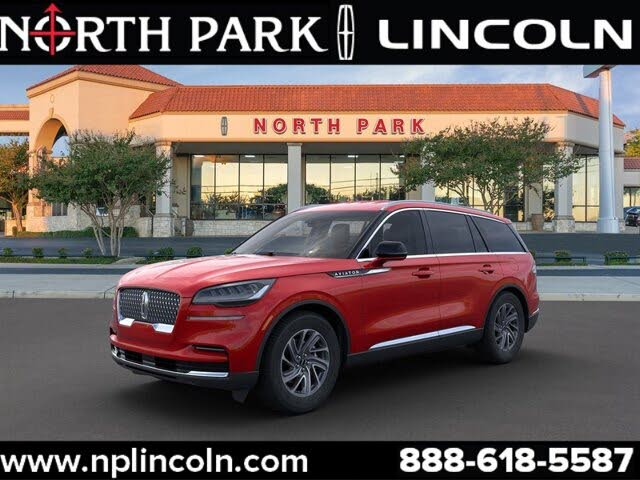 2020 Lincoln Aviator RWD
