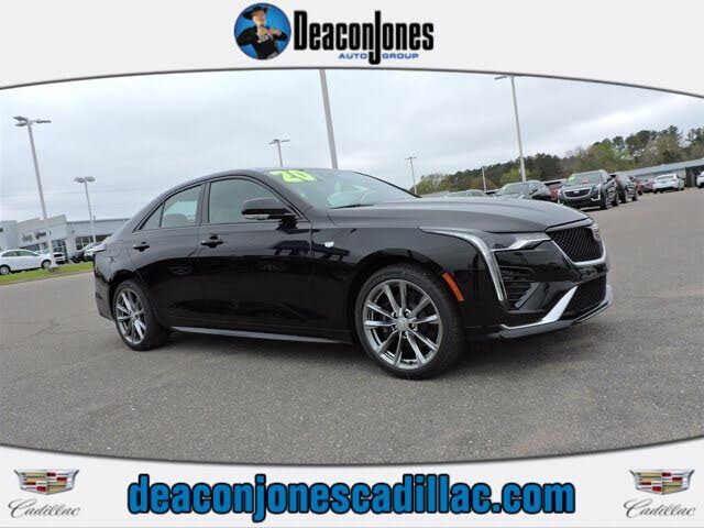 Used 2020 Cadillac CT4 Sport RWD for Sale (with Photos ...