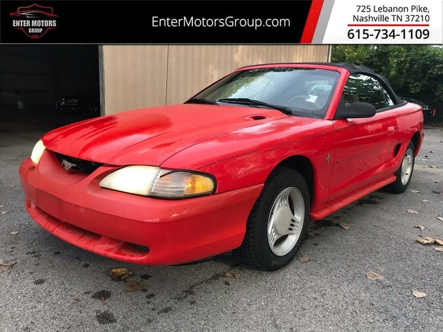 1995 Ford Mustang Convertible RWD