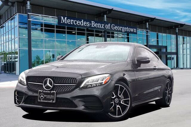 2019 Mercedes-Benz C-Class C 300 Coupe RWD
