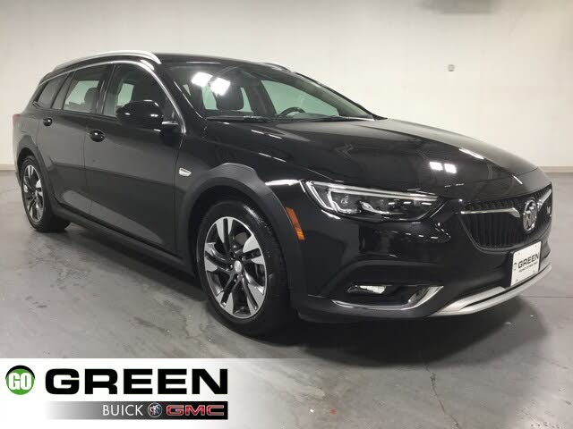 2018 Buick Regal TourX Preferred AWD