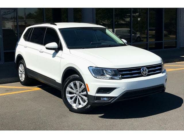 Used 2017 Volkswagen Tiguan For Sale With Photos Cargurus